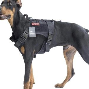 OneTigris Tactical Dog Harness -